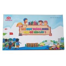 Thẻ Học Thông Minh Cho Bé Học Chữ Và Số Vào Lớp 1 (Dành Cho Trẻ Mầm Non)