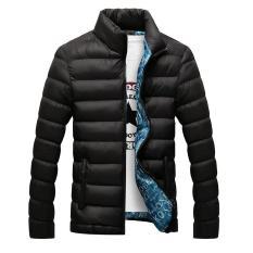 Áo khoác phao nam cổ đứng dáng ngắn mùa đông aokhoacnam-AP11
