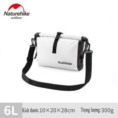 Túi đeo chéo chống thấm nước du lịch dã ngoại Naturehike NH19SB005 loại 6L dành cho cả nam và nữ