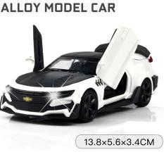 Xe ô tô mô hình kim loại Chevrolet Bumblebee tỷ lệ 1:34