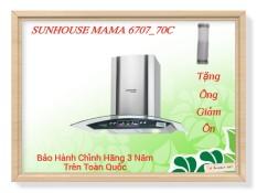 Máy Hút Mùi Kính Cong SUNHOUSE MAMA MM6707-70