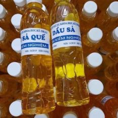 500ml tinh dầu xả nguyên chất