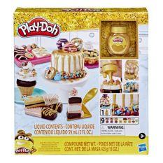 MYKINGDOM – PLAYDOH Bữa tiệc bánh hoàng gia E9437