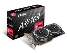 Vga Card MSI RX 580 ARMOR 8G OC