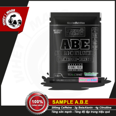 Gói Thử Sample APPLIED NUTRITION ABE Pre Workout 1 Lần Dùng(11 Gram)