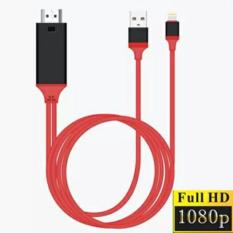 Cáp HDMI Iphone Kết Nối Điện Thoại Ra TiVi Chất Lượng HD1080