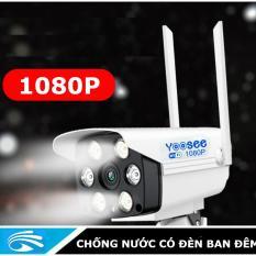 Camera IP YooSee ngoài trời 2MP – Full HD 1080p – Quay đêm có màu – Bảo hành 12 tháng