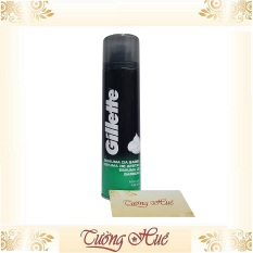 Bọt cạo râu Gillette hương Bạc Hà– 300ml – Xanh Lá