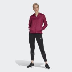 adidas RUNNING Quần bó Own the Run Nữ Màu đen FS9832