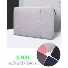 Túi Chống Sốc Macbook Laptop Cao Cấp 13.3 Inch, 14 Inch, 15 Inch, 15.6 Inch, 16 Inch ( Có Nhiều Size ) – ( 2 Ngăn )