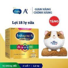 [Tặng 1 Bộ Gối Mền Corgi] Sữa bột enfagrow A+ số 4 hộp 22kg