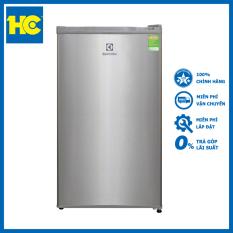 Tủ lạnh Electrolux 85 lít EUM0900SA Màu Xám, Tiết kiệm điện năng tối ưu, Miễn phí vận chuyển