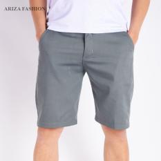 Quần short nam kaki Ariza đường may kỹ bọ đĩa và túi quần