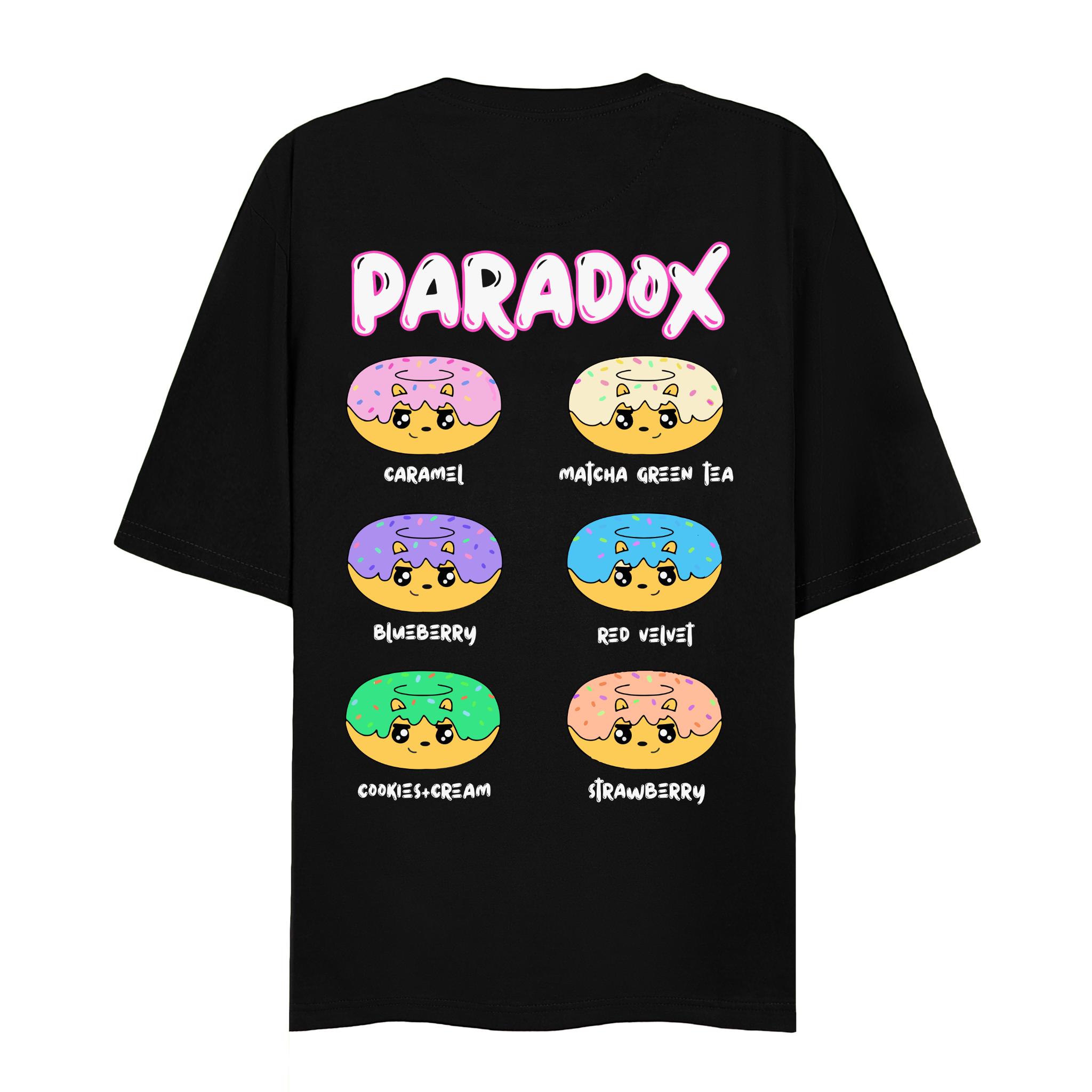 PARADOX Áo thun DONUT PARTY TEE