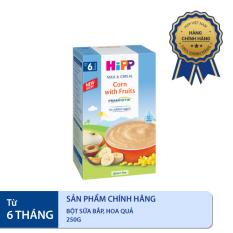 [FREESHIP] Bột sữa bắp hoa quả HiPP 250g – Giới hạn 5 sản phẩm/khách hàng