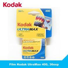 Film Kodak Ultramax 400 bản USA, 36exp – Phim chụp ảnh 35mm