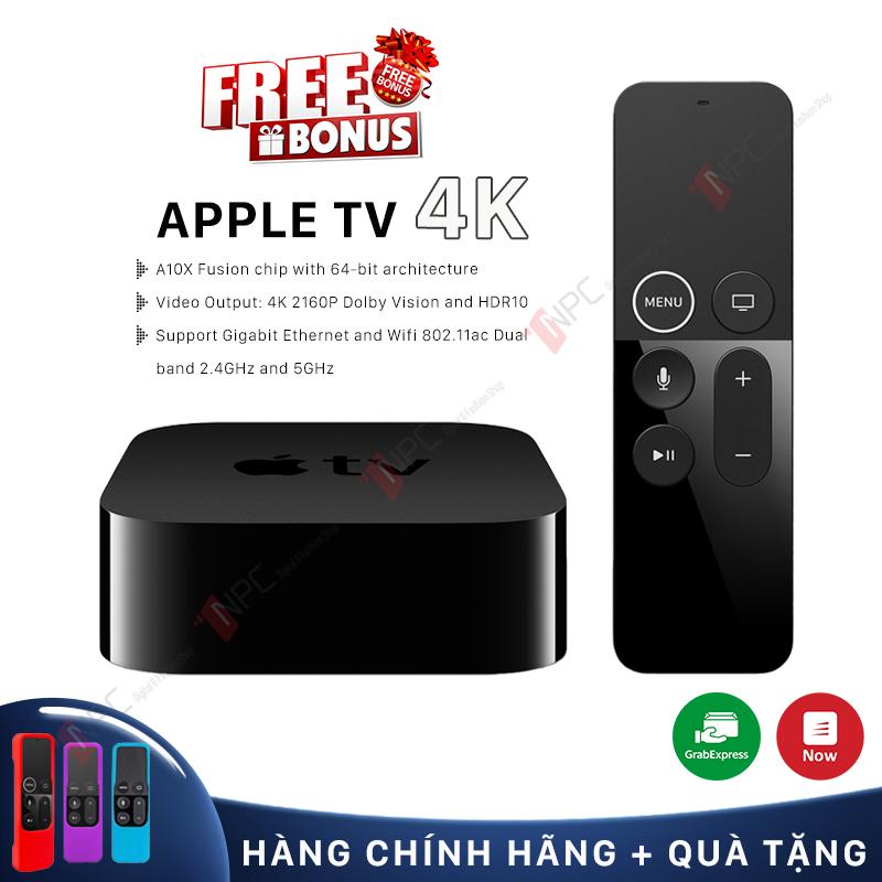 [Nhập ELJAN22 giảm 10% tối đa 200k đơn từ 99k]Apple TV 4K Gen 5 32GB (thế hệ mới nhất) Mới 100% Nguyên SEAL Chính Hãng