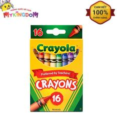 MY KINGDOM – Bút Sáp 16 Màu Crayola