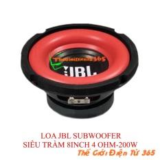 Loa JBL Bass Siêu Trầm 20.5cm 4 Ohm Công Suất 200W