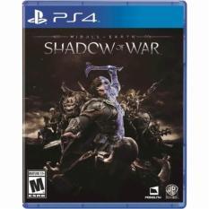 [US-NEW] Đĩa game Middle-earth: Shadow of War – PlayStation 4