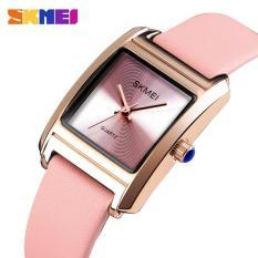 [NGHỈ TẾT GIAO HÀNG SAU TẾT] [ CAM KẾT ĐẸP] SKMEI Đồng hồ nữ casual Đơn giản Đồng hồ chống thấm nước 1432