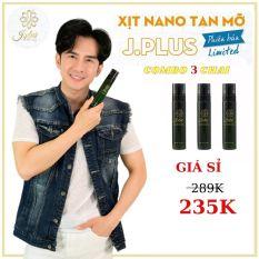 Jplus Xịt Tan Mỡ Nano mua 3 giá sỉ 235k Giảm Cân CÔNG NGHỆ Hàn Quốc, Xịt tan mỡ, giảm cân an toàn, giảm cân hiệu quả, giảm cân tại nhàCam Kết Bởi ĐAN TRƯỜNG