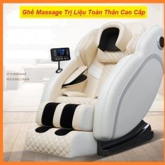[Có Video] Ghế Massage Trị Liệu Toàn Thân Cao Cấp – Ghế Matxa Toàn Thân Cao Cấp, Kèm Điều Khiển Cảm Ứng Đa Năng, Máy Massage Toàn Thân Đa Năng, Máy Matxa Toàn Thân Công Nghệ Mới