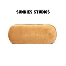 Hộp Kính Cam Nhung GingerBread Sunnies Studios
