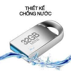 USB 32G nhỏ gọn chống nước Bảo Hành 18 tháng 1 đổi 1 + Tặng ngay 01 đầu chuyển đổi OTG kết nối mọi thiết bị thông minh