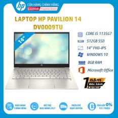 [VOUCHER 10% – MAX 2.5 TRIỆU]Laptop HP Pavilion 14-dv0009TU, Core i5-1135G7,8GB RAM,512GB SSD,Intel Graphics,14″FHD,Wlan ac+BT,3cell,Office,Win 10 Home 64,Silver,1Y WTY-2D7A7PA-Hàng chính hãng