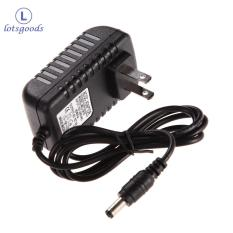{lotsgoods}AC 100-240V Converter Adapter DC 5.5 x 2.5MM 6V 1A 1000mA Charger US Plug