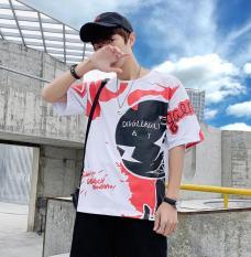 Áo Hoodie Thun Nam Có Mũ Tay Lỡ In Chữ Phối Họa Tiết Mặt Kiểu Dáng Đường Phố Thời Trang Yodi TOP NAM 1000043