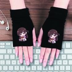 Găng tay len in hình Kanojo, Okarishimasu – Dịch Vụ Thuê Bạn Gái anime chibi thời trang chất đẹp