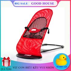 Ghế rung, ghế nhún, bập bênh an toàn cho bé yên tâm cho mẹ