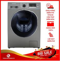 Máy giặt sấy Samsung AddWash Inverter 9.5 kg WD95K5410OX/SV