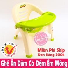 Ghế ăn dặm Việt Nhật cho bé – ghế tập ngồi cho bé an toàn