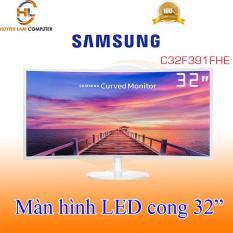 Màn hình 32inch Led cong Samsung C32F391FWE Viễn Sơn phân phối