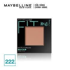 Phấn Mịn Lì Maybelline New York Fit Me Matte Poreless Powder 8.5g