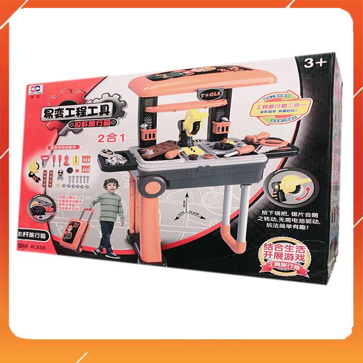 Đồ Chơi Noel - Vali Cơ Khí Sửa Chữa - Đồ Chơi Trẻ Em Toy Mart
