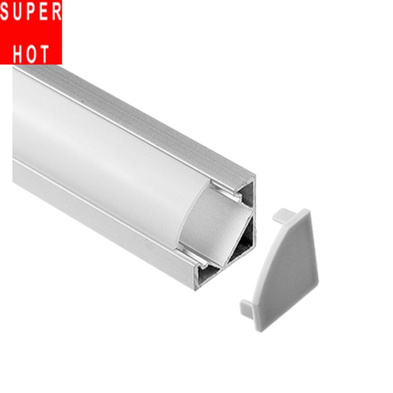 Thanh Nhôm LED Góc Kích Thước 18.1 x 18.1mm