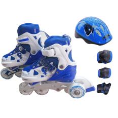 Giày Trượt Patin Tự Thăng Bằng OS Bánh Cao Su Phát Sáng,Chuyển Từ 2 Hàng Sang 1 Hàng + Tặng Kèm Bảo Hộ