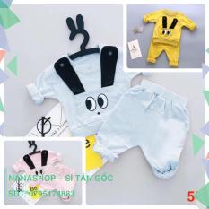 (Sỉ)(Xả kho) Set quần áo trẻ em từ 0-5 tuổi – Mẫu 55,56,57
