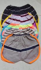 5 quần đùi thun bé trai