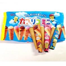 Bánh Ốc Quế Glico Nhật Bản Gói 10 Chiếc