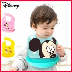 Yến Ăn Dặm Cho Bé Disney Cao Cấp – Yếm Ăn Dặm Silicon An Toàn, Yếm Ăn Dặm ( Mẫu Ngẫu Nhiên )