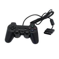 Tay cầm PS2 có rung PlayStation PC gamepad joystick controller – tương thích với PS1