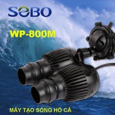Quạt Thổi Luồng Sobo WP800M 25W. 20.000LH, máy thổi khí hồ cá mini. Sản xuất năm 2019 – sobowp800m