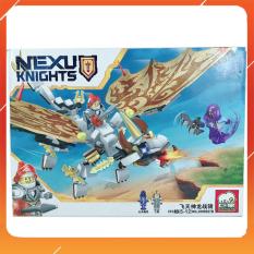 Đồ Chơi Noel – Xếp Hình Thông Minh Nexo Kinght Jx90027 – Đồ Chơi Trẻ Em Toy Mart