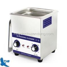 Bể rửa siêu âm gia nhiệt TP-01 2 lít