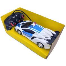 [Giá sập sàn] Xe biến hình thành robot điều khiển từ xa, xe đồ chơi từ xa, đồ chơi dành cho bé, quà tặng cho bé (sku 219)
